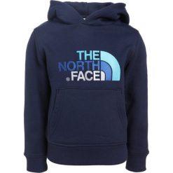 The North Face DREW PEAK Bluza z kapturem cosmic blue/turkish sea. Niebieskie bluzy chłopięce rozpinane marki The North Face. Za 199,00 zł.