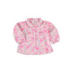 Kanz  Girls Bluza rose. Czerwone bluzy niemowlęce marki Kanz, z bawełny. Za 70,00 zł.