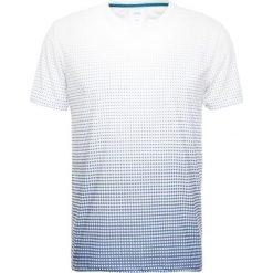 T-shirty męskie z nadrukiem: Burton Menswear London GEO FADE Tshirt z nadrukiem white