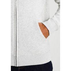 Bejsbolówki męskie: DC Shoes STAR Bluza rozpinana grey heather/white