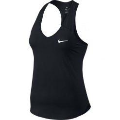 Nike Koszulka Pure Tank W czarna r. S (728739-010). Czarne topy sportowe damskie Nike, s. Za 124,80 zł.