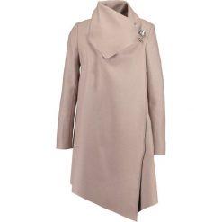 Płaszcze damskie pastelowe: AllSaints CITY MONUMENT COAT Płaszcz wełniany /Płaszcz klasyczny smoke pink