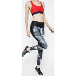 Under Armour - Legginsy. Szare legginsy marki Under Armour, l, z elastanu. W wyprzedaży za 179,90 zł.