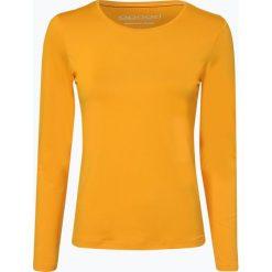 Apriori - Damska koszulka z długim rękawem, żółty. Niebieskie t-shirty damskie marki Apriori, l. Za 129,95 zł.