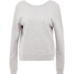 DRYKORN LILYA Bluza grey. Szare bluzy rozpinane damskie DRYKORN, l, z bawełny. Za 379,00 zł.