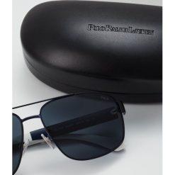 Polo Ralph Lauren Okulary przeciwsłoneczne grey. Szare okulary przeciwsłoneczne męskie Polo Ralph Lauren. Za 529,00 zł.