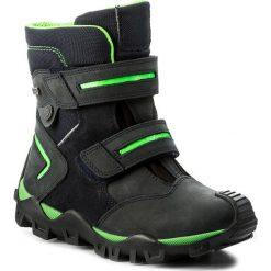 Buty zimowe chłopięce: Śniegowce BARTEK – 27392/14R Ocean