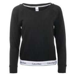Calvin Klein Bluza Damska S Czarny. Czarne bluzy damskie marki Calvin Klein, s, z gumy. Za 249,00 zł.