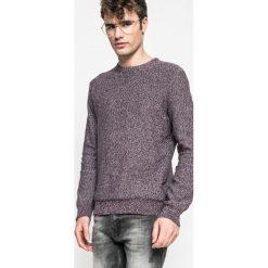 Medicine - Sweter City Rhythmes. Szare swetry klasyczne męskie marki MEDICINE, xl, z bawełny, z okrągłym kołnierzem. W wyprzedaży za 39,90 zł.