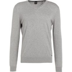 Kardigany męskie: BOSS CASUAL AKHUBOS Sweter light grey