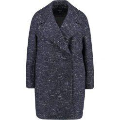 Płaszcze damskie: Topshop BOUCLE  Płaszcz wełniany /Płaszcz klasyczny navyblue