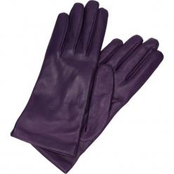 Rękawiczki - 20N VIOLA. Brązowe rękawiczki damskie Venezia, z nylonu. Za 169,00 zł.