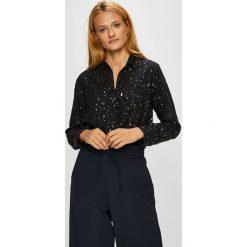 Levi's - Koszula. Brązowe koszule damskie marki Levi's®, m, z tkaniny, casualowe, z długim rękawem. Za 259,90 zł.