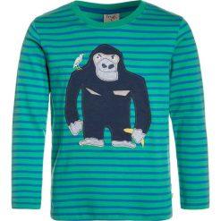Bluzki dziewczęce: Frugi KIDS DISCOVERY APPLIQUE Bluzka z długim rękawem jungle