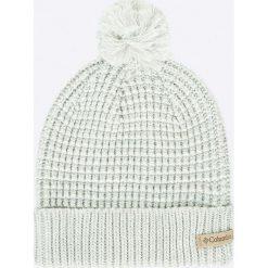 Columbia - Czapka. Szare czapki zimowe męskie Columbia, na zimę, z dzianiny. Za 89,90 zł.