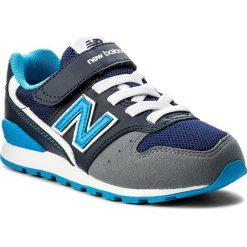 Trampki chłopięce: Sneakersy NEW BALANCE – KV996GPY  Granatowy