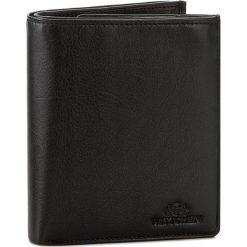 Duży Portfel Męski WITTCHEN - 02-1-139-1  Czarny. Czarne portfele męskie marki Wittchen, ze skóry. W wyprzedaży za 279,00 zł.