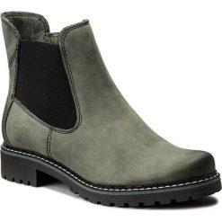 Botki SERGIO BARDI - Varese FW127268317DP 409. Czarne buty zimowe damskie marki Sergio Bardi, z materiału, na obcasie. W wyprzedaży za 199,00 zł.