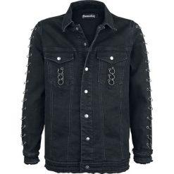 Doomsday Ringer Jacket Kurtka jeansowa czarny. Niebieskie kurtki męskie jeansowe marki Reserved, l. Za 199,90 zł.