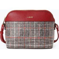 L.Credi - Damska torebka na ramię, czerwony. Czerwone torebki klasyczne damskie marki L.Credi. Za 229,95 zł.