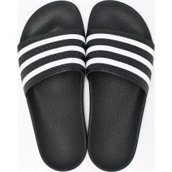 Adidas Originals - Klapki. Brązowe klapki męskie marki adidas Originals, z bawełny. Za 149,90 zł.