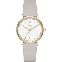 Zegarek DKNY - Minetta NY2507 Gray/Gold. Szare zegarki damskie DKNY. W wyprzedaży za 549,00 zł.