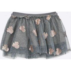 Blukids - Spódnica dziecięca Disney 68-98 cm. Szare minispódniczki marki Blukids, z motywem z bajki, z bawełny, rozkloszowane. W wyprzedaży za 79,90 zł.