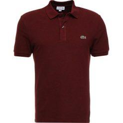 Lacoste SHORTSLEEVE SLIM FIT Koszulka polo sauge chine. Szare koszulki polo marki Lacoste, z bawełny. Za 379,00 zł.