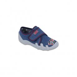 Niebieskie Czerwone Tekstylne Buty Befado rozmiar 30. Czerwone buciki niemowlęce chłopięce Befado. Za 61,80 zł.