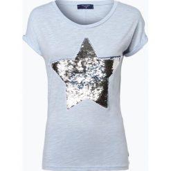 T-shirty damskie: Aygill's Denim – T-shirt damski, niebieski