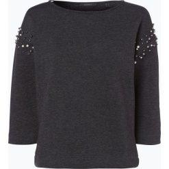 Bluzy rozpinane damskie: Esprit Collection - Damska bluza nierozpinana, szary