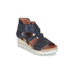 Sandały Metamorf'Ose  CALEDONIE. Niebieskie sandały trekkingowe damskie Metamorf'Ose. Za 415,20 zł.