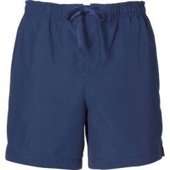 Spodenki kąpielowe bonprix niebieski indygo. Niebieskie kąpielówki męskie marki bonprix. Za 54,99 zł.