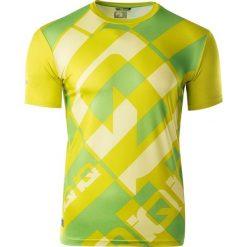 IQ Koszulka Rowerowa męska RAWI SULPHUR SPRING/JASMINE GREEN r. L. Szare t-shirty męskie marki IQ, l. Za 34,85 zł.