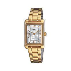 Zegarek Casio Damski COLLETION SIMONI (LTP-1234G -7AEF). Szare zegarki damskie CASIO. Za 180,00 zł.