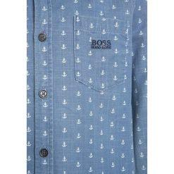 Bluzki dziewczęce bawełniane: BOSS Kidswear Koszula light blue