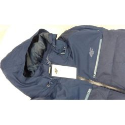 Odzież sportowa męska: 4f Kurtka męska H4Z17-KUMN007 granatowa r. XL [outlet]