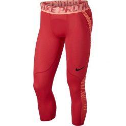 Odzież termoaktywna męska: spodnie termoaktywne męskie 3/4 NIKE PRO HYPERCOOL TIGHT / 828164-602 – 3/4 NIKE PRO HYPERCOOL TIGHT