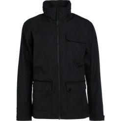 Helly Hansen HIGHLANDS JACKET Kurtka Outdoor black. Niebieskie kurtki trekkingowe męskie marki Helly Hansen. W wyprzedaży za 639,20 zł.