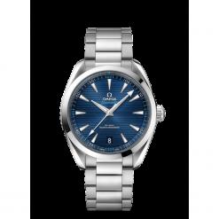 ZEGAREK OMEGA Seamaster 220.10.41.21.03.001. Czarne zegarki męskie marki KALENJI, ze stali. Za 21000,00 zł.