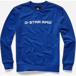 G-Star Raw - Bluza. Czarne bluzy męskie rozpinane marki G-Star RAW, l, z materiału, retro. Za 349,90 zł.