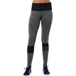 Spodnie damskie: Asics Legginsy damskie Seamless Tight szare r. L (146408-0904)