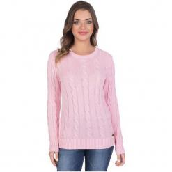 Giorgio Di Mare Sweter Damski Xl Jasnoróżowy. Różowe swetry klasyczne damskie marki Giorgio di Mare, xl. Za 169,00 zł.