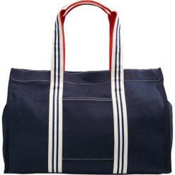 Shopper bag damskie: J.CREW LARGES THAMES TOTE Torba na zakupy navy