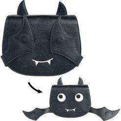 Banned Alternative Release The Bats Torba na ramię czarny. Czarne torebki klasyczne damskie Banned Alternative, w paski. Za 164,90 zł.