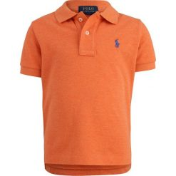 Odzież dziecięca: Polo Ralph Lauren CUSTOM TOPS Koszulka polo true orange heather