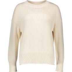 Sweter w kolorze beżowym. Swetry klasyczne damskie Marc O'Polo Fashion, xs, z bawełny, z okrągłym kołnierzem. W wyprzedaży za 259,95 zł.