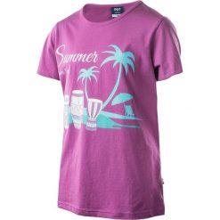 T-shirty chłopięce: Koszulka HAWAI JR PURPLE 152