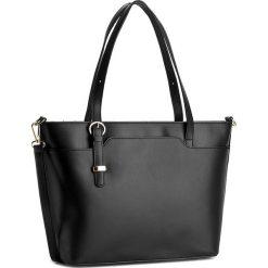 Torebka CREOLE - K10279  Czarny. Czarne torebki klasyczne damskie Creole, ze skóry, duże. W wyprzedaży za 239,00 zł.