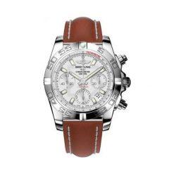 ZEGAREK BREITLING CHRONOMAT 41 AB014012/G711/431X. Szare zegarki męskie BREITLING, ze stali. Za 27190,00 zł.